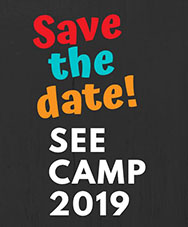 Save the Date for SEE Camp 2019